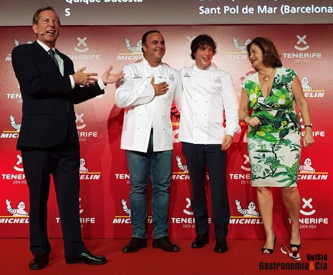 Nuevas estrellas en la Guía Michelin España y Portugal