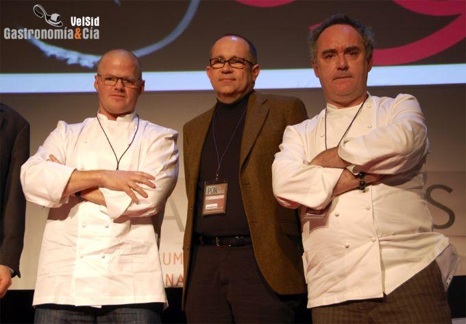 Debate Cocina y Ciencia
