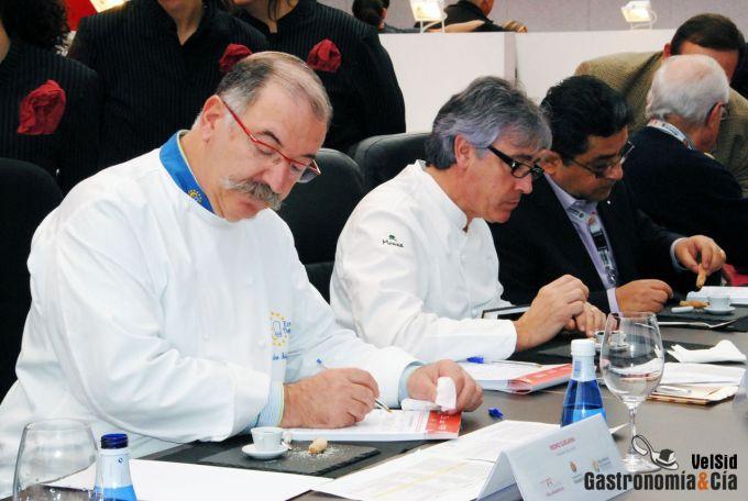 Concurso de Pinchos y Tapas Ciudad de Valladolid 2011