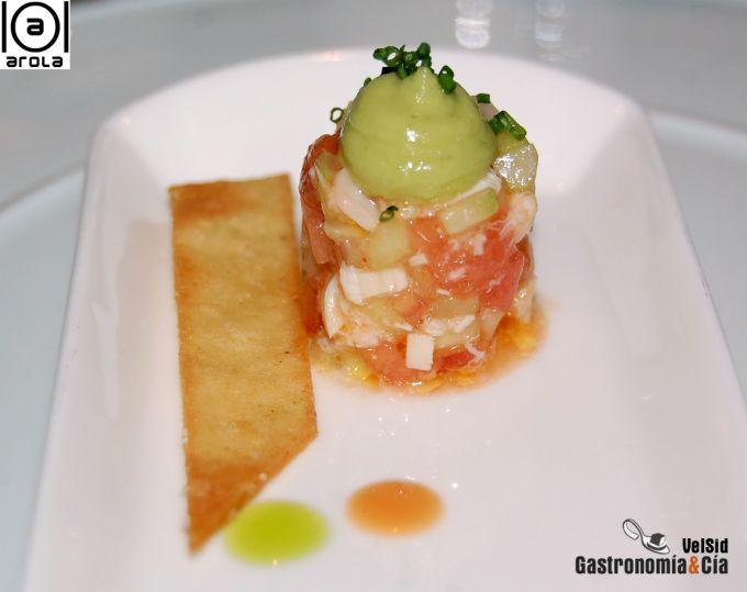 Restaurante Arola Hotel Arts Barcelona