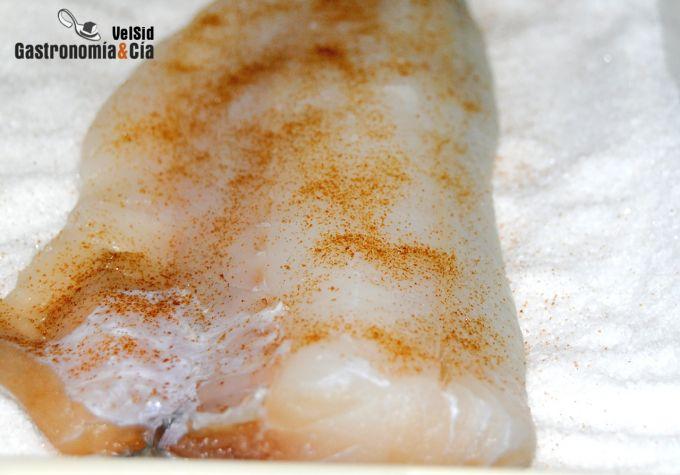 Cómo hacer bacalao marinado en casa