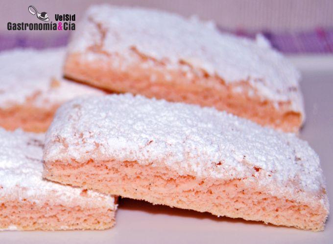Receta de Biscuit de Reims