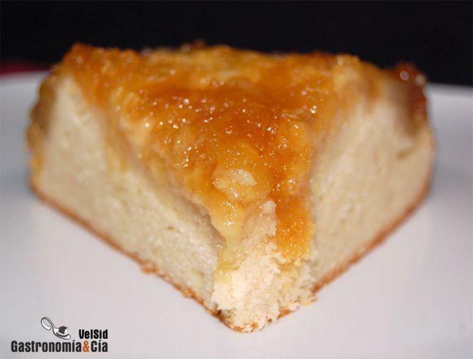 Recetas De Cocina Bizcocho | Bizcocho De Manzana Y Canela Gastronomia Cia