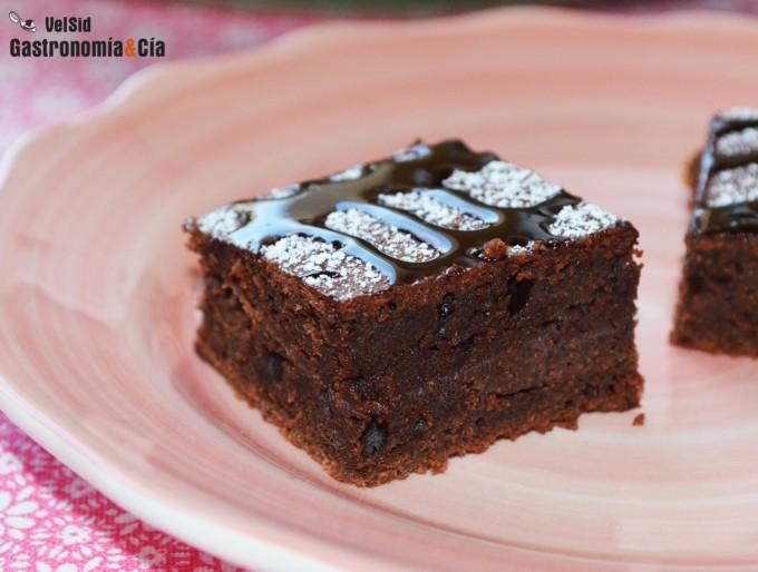 Cómo Hacer Un Brownie En Una Sartén Gastronomía Cía