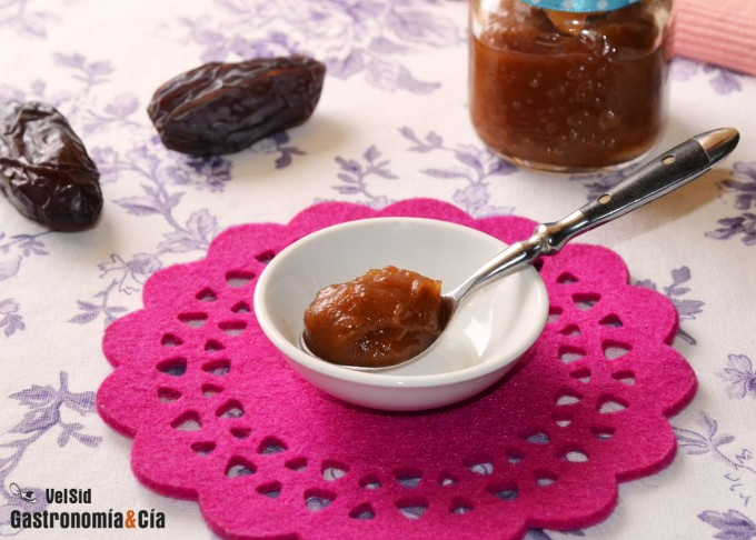 Salsa de caramelo saludable