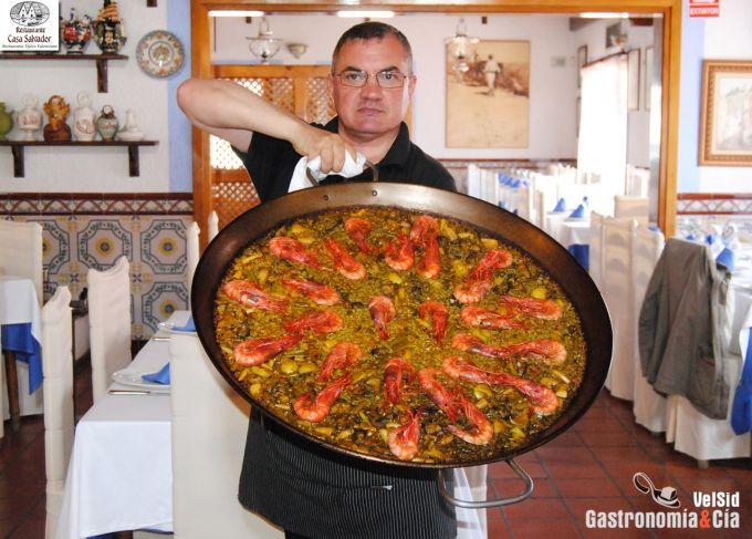Restaurante casa salvador recetas de cocina - Restaurante casa de valencia ...
