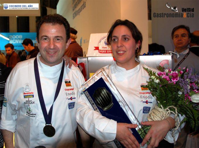 Beatriz Sotelo, ganadora del II CCA