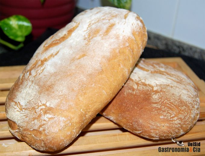 Pan de chapata