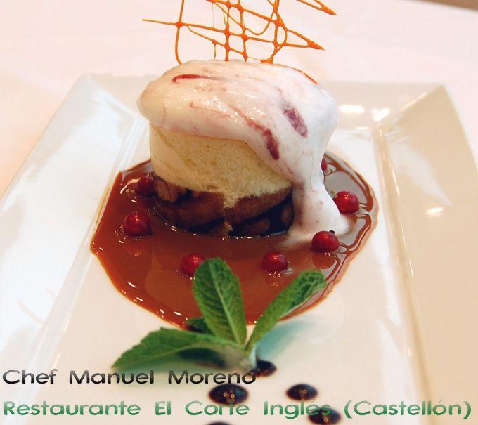 Manuel Moreno Restaurante el Corte Inglés (Castellón)