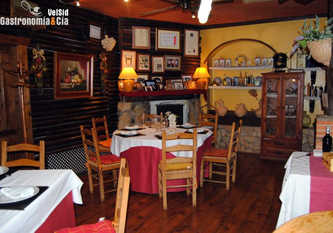 Restaurante Chivo (Morales de Toro)
