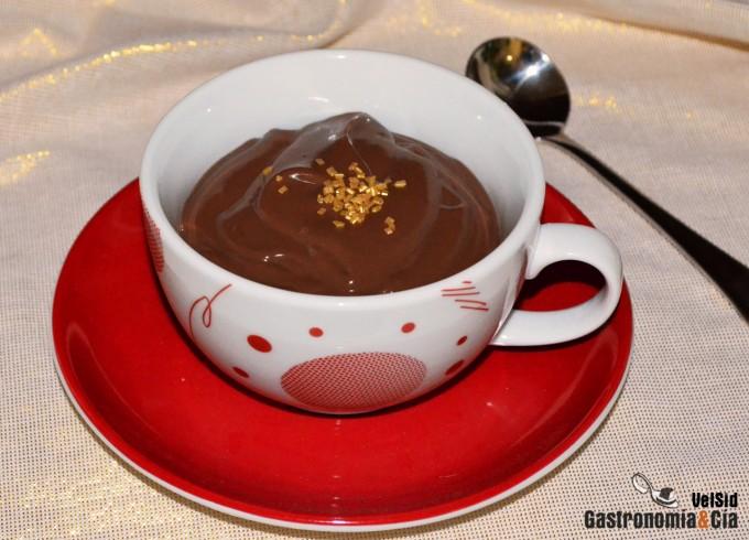 Chocolate caliente casero