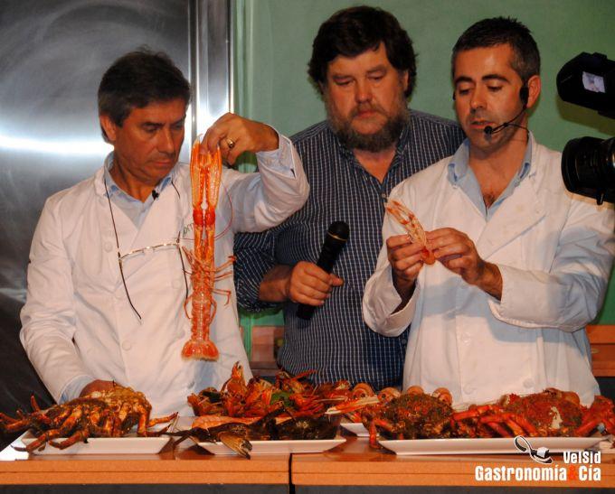 Mariscos y Pescados de Galicia