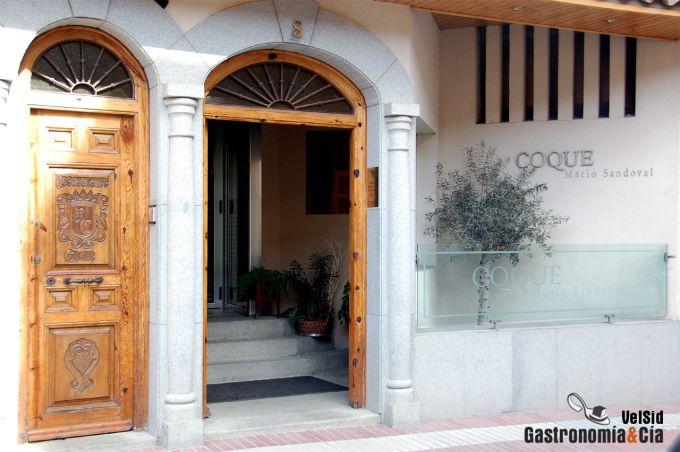 Menú degustación Madrid en Boca