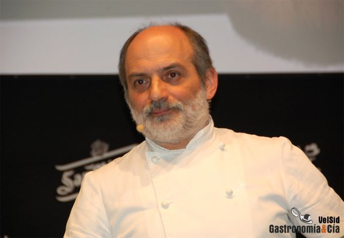 Corrado Assenza en Madrid Fusión