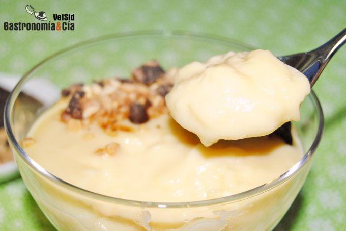 recetas de postres con crema de leche