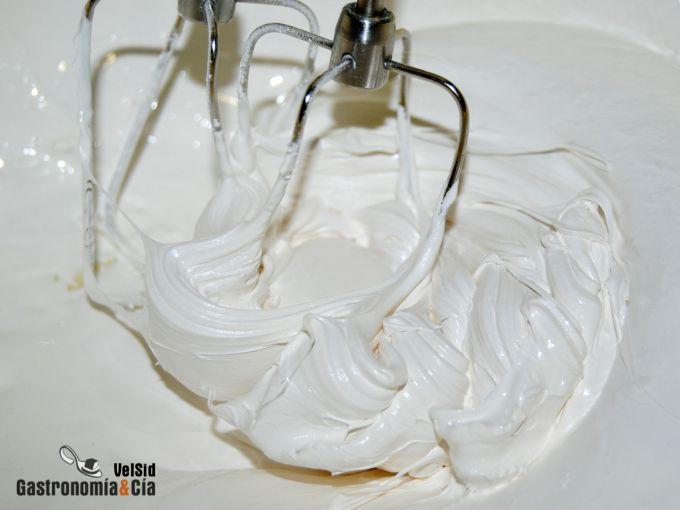 Cómo hacer crema de malvaviscos o marshmalow cream