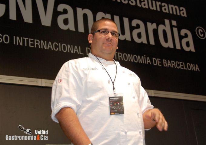 Dani García, Restaurante Calima