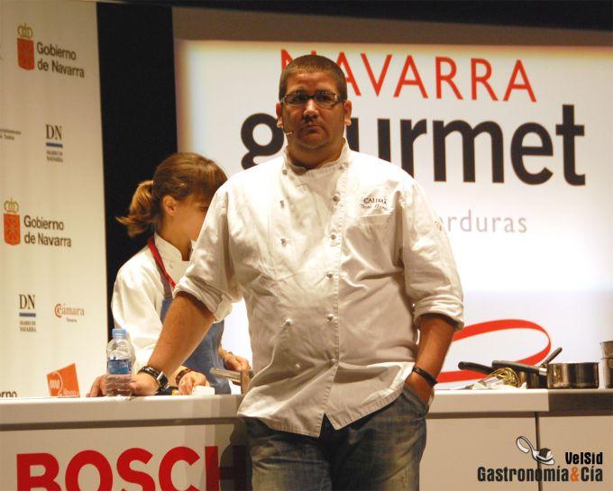 Dani García en Navarra Gourmet