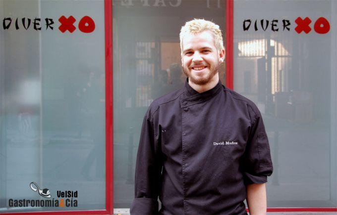David Muñoz, cocina fusión
