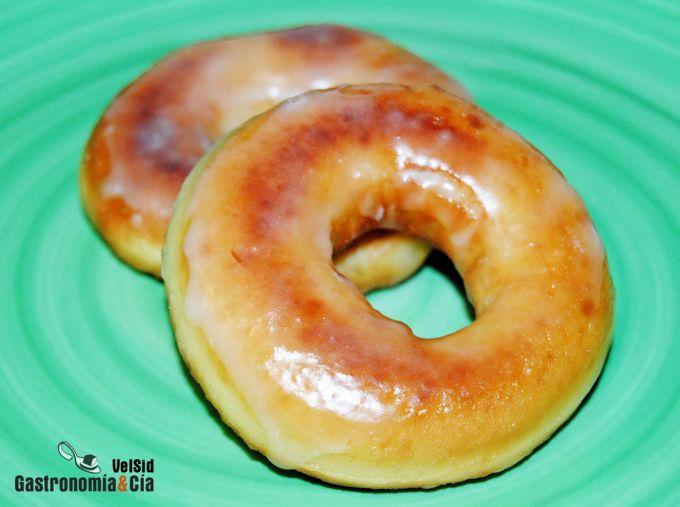 Receta de donuts (I)