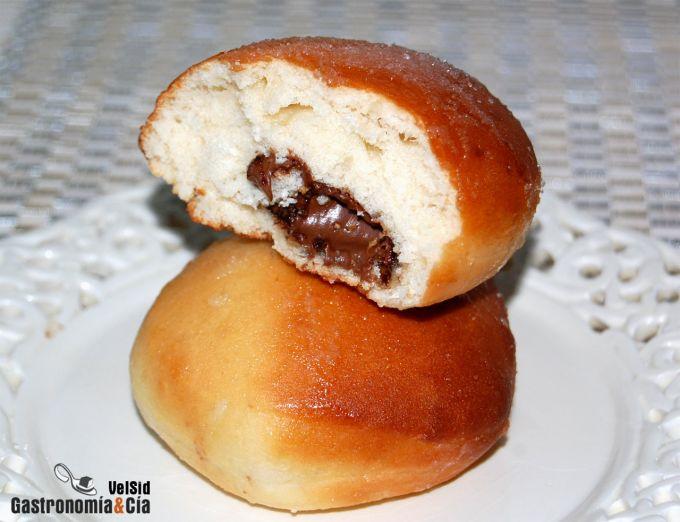 Donuts rellenos
