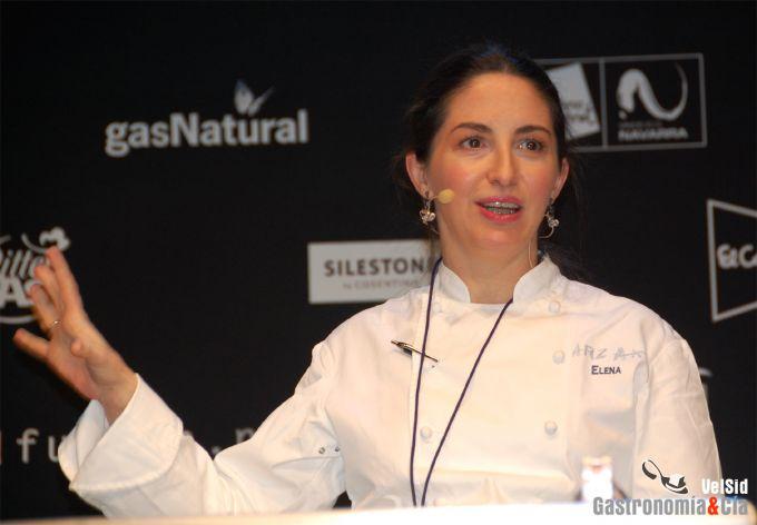 Elena Arzak en Madrid Fusión