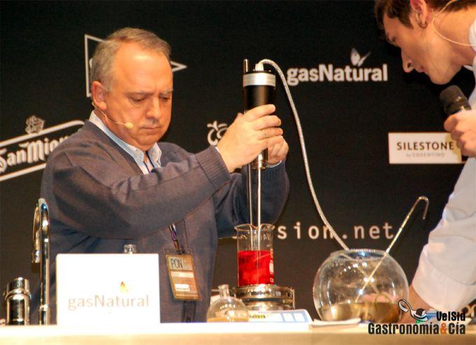 Eneko Atxa en Madrid Fusión