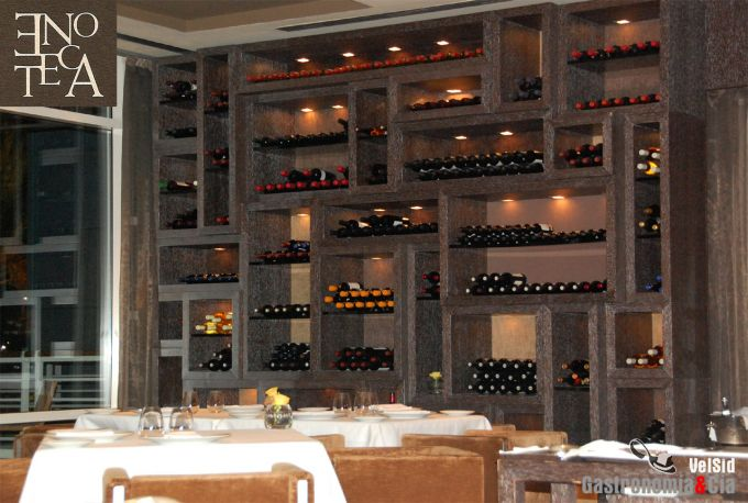 Restaurante Enoteca. Hotel Arts