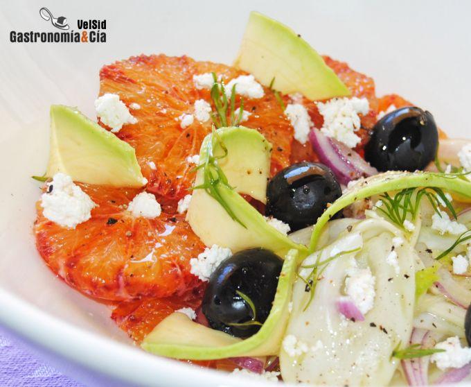 Ocho recetas con hinojo para el lunes sin carne - Decoracion de ensaladas ...
