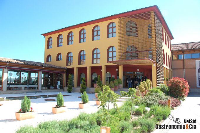 Edificio Bodegas Olvena
