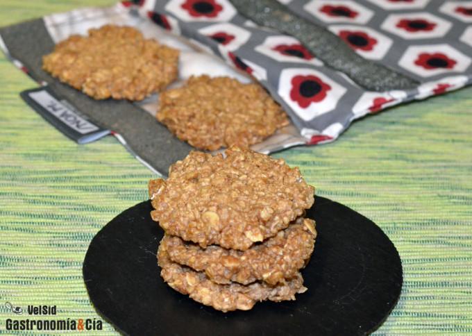 Cómo hacer galletas de avena crujientes y saludables