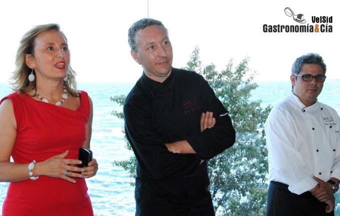 Gastronomía en el Hotel Meliá Alicante