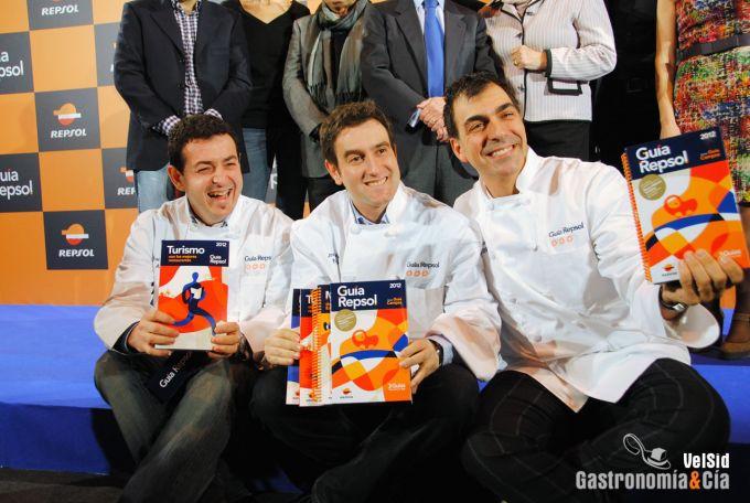 Guía Repsol 2012 de España y Portugal