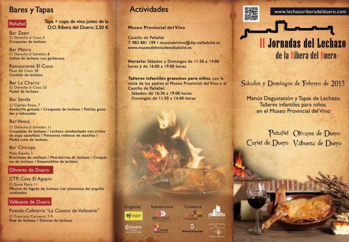 Jornadas del Lechazo de la Ribera del Duero 2013