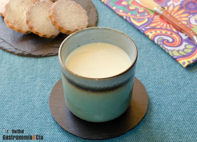 Cómo hacer leche condensada ligera