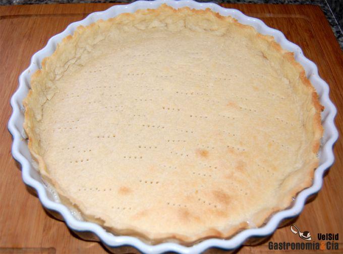 Pasta brisa o Pâte brisée