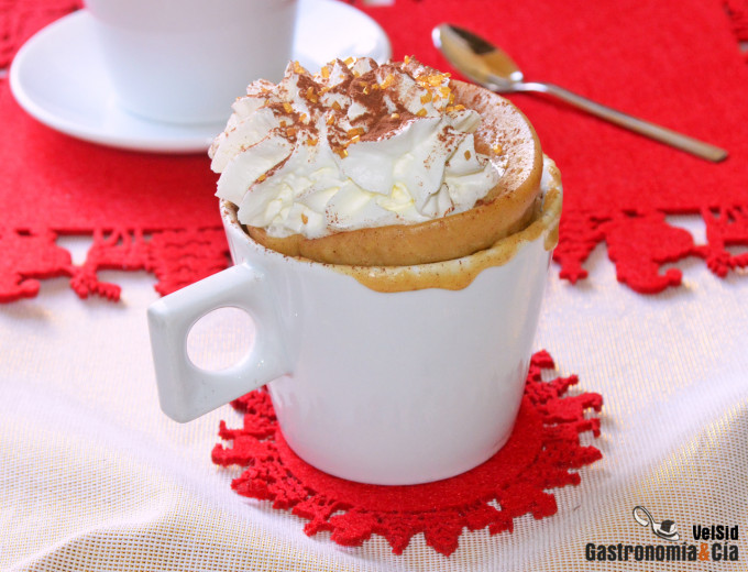 Mugcake Gingerbread
