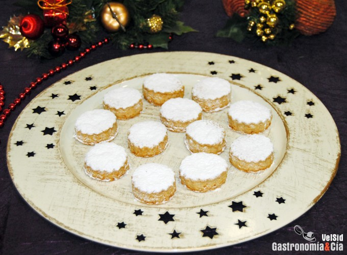 Receta de Nevaditos