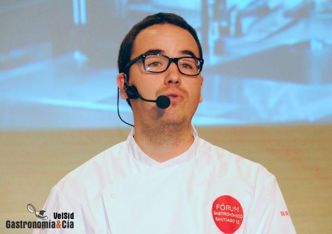 Paco Morales en el Fórum Santiago 2012
