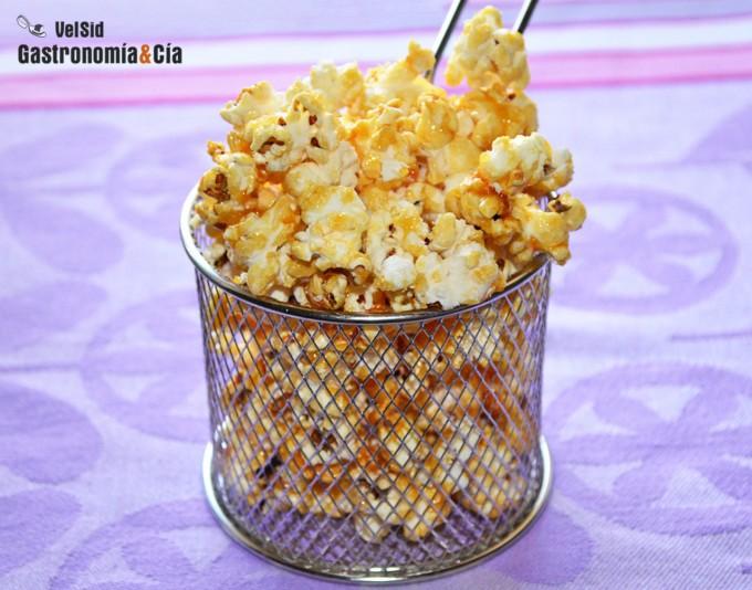 Cómo hacer palomitas de maíz dulces | Gastronomía & Cía