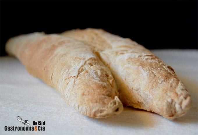 Pan de cuatro puntas