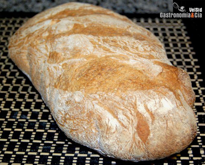 Pan Con Masa Madre De Nueve Días Gastronomía Cía