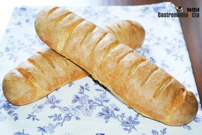 Pan de torrijas fácil