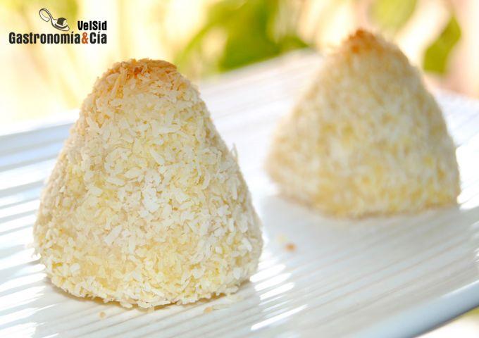 Receta de Panellets de coco