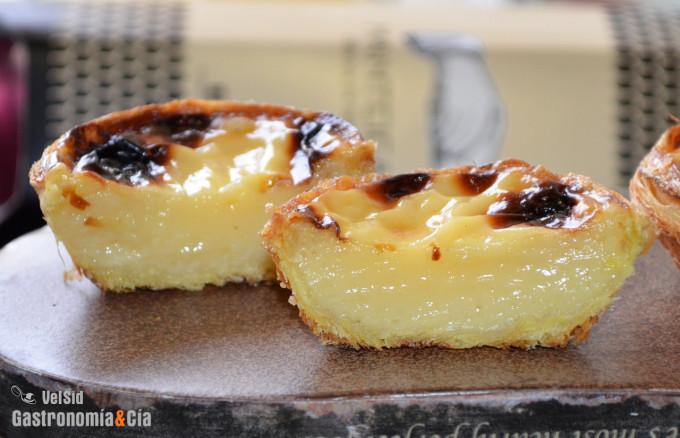 Pastéis de Nata y Pastéis de Belém, el dulce tradiciona