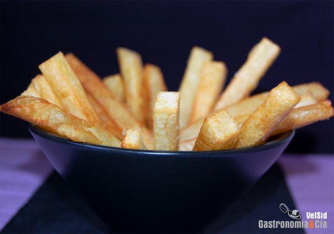 como congelar patatas prefritas