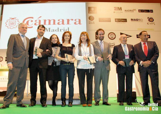 Premios Excelencia Turística de Madrid
