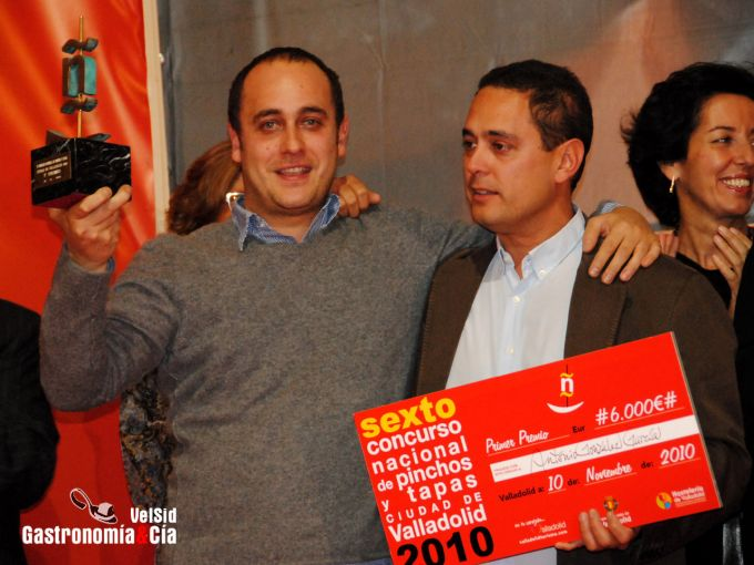 VI Concurso Nacional de Pinchos y Tapas Ciudad de Valla