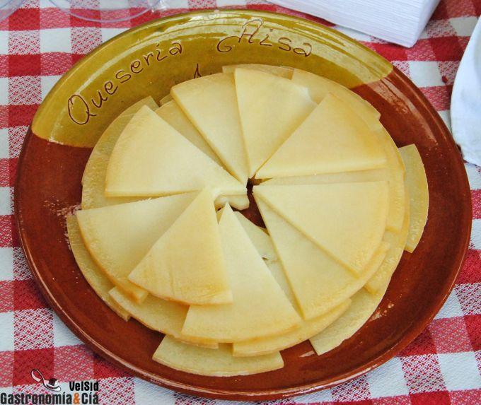Quesería Aísa, queso D.O. Idiazabal