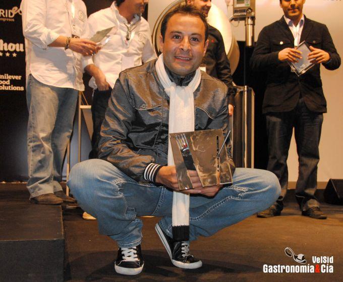 Premio Restaurante Revelación Madrid Fusión 2011